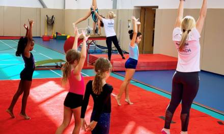 GET A MASSIVE 50% OFF WITH ABSOLUTE GYMNASTICS SUMMER CAMP!