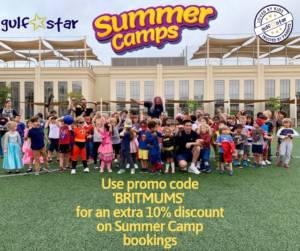 DUBAI'S BEST SUMMER CAMPS AND EARLY BIRD SAVINGS