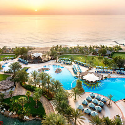WIN A NIGHT'S STAY FOR 4 AT LE MERIDIEN AL AQAH BEACH RESORT FUJAIRAH – WORTH AED2,040!