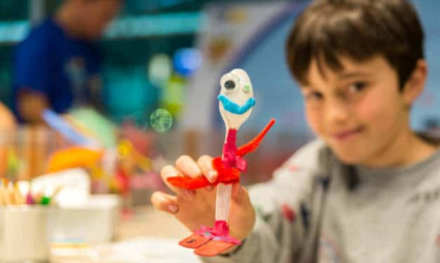 DXB LAUNCHES A SEARCH FOR TOY STORY 4'S 'FORKY' & ELIMINATES SINGLE-USE PLASTICS BY JANUARY