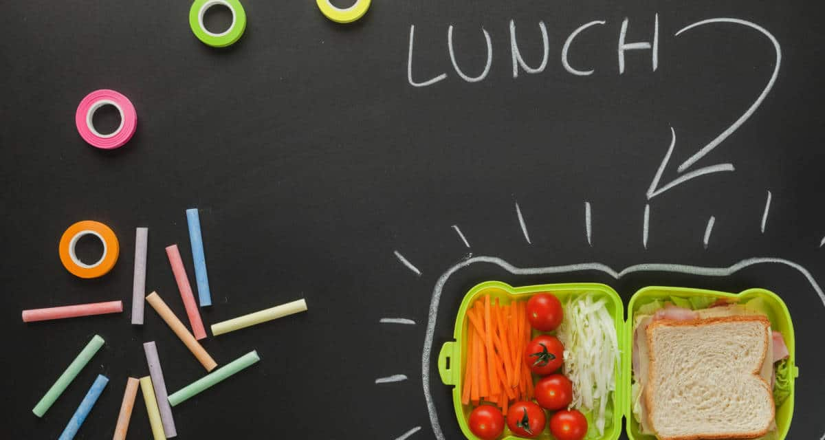 Back to school – everything you need to know about packing a healthy lunchbox