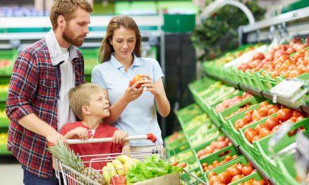 Supermarket Savings for British Mums in Dubai