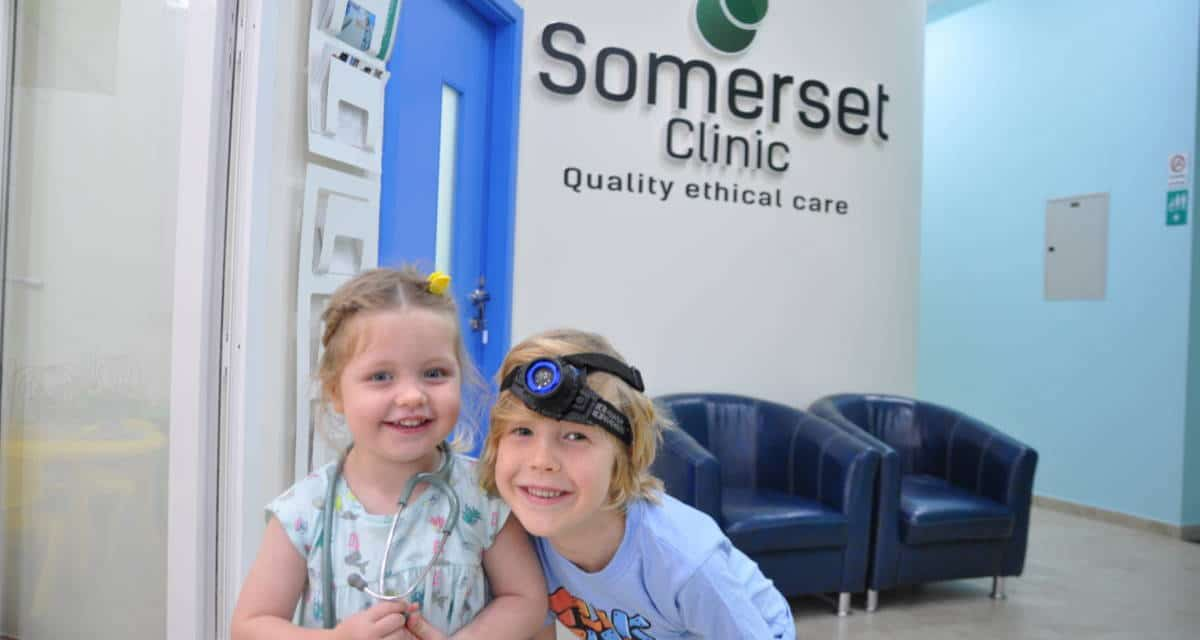 Somerset Clinic: A state-of-the-art multi-specialty medical centre to look after your entire family's health!