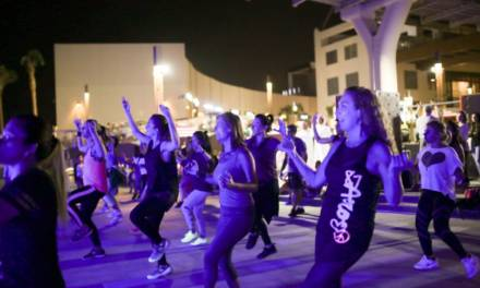 Dubai Fitness Challenge: FREE workouts at The Pointe, Palm Jumeirah