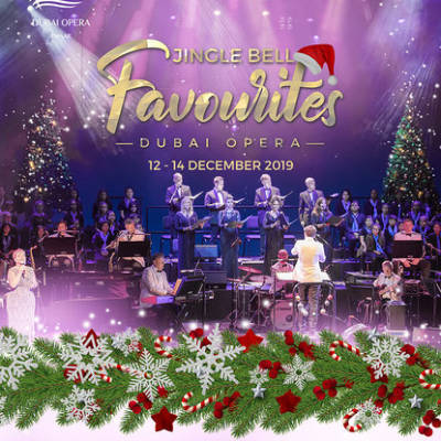 On the 3rd Day of Christmas, British Mums gave to me… 3 Family Tickets to Jingle Bell Favourites at Dubai Opera!