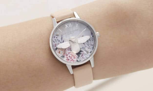 Olivia Burton leads the way in women's watch design