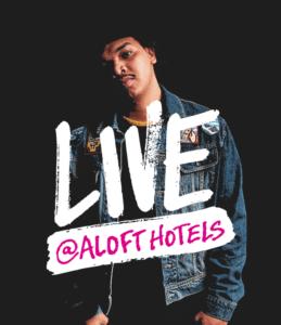 Live at Aloft Hotel