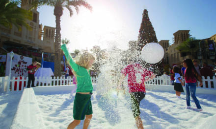 Festive family fun: Christmas markets, Santa visits and more this December in Dubai!