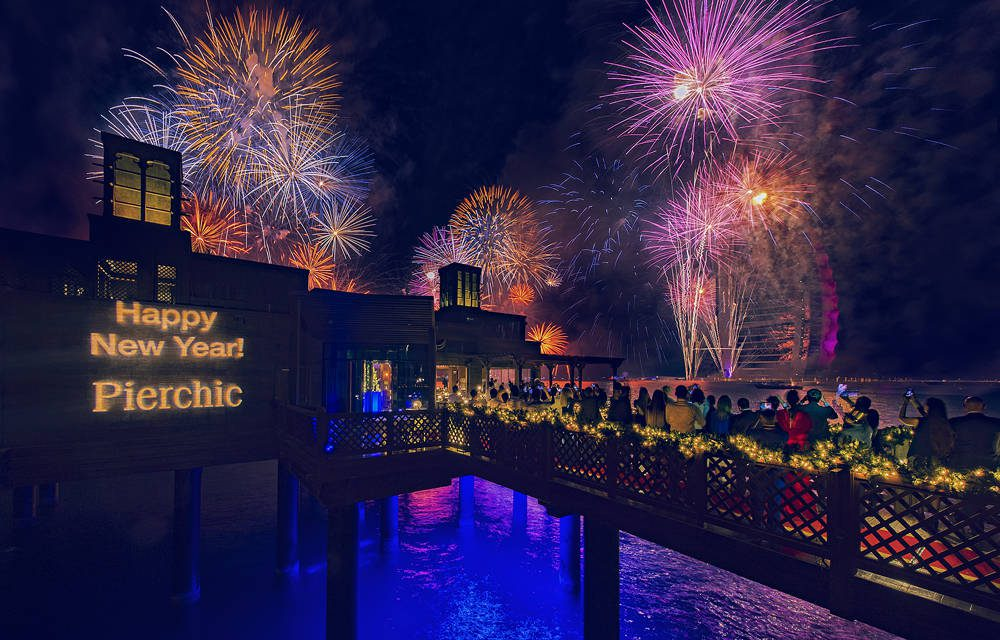 New Year's Eve in Dubai: The Best Restaurants to ring in 2019