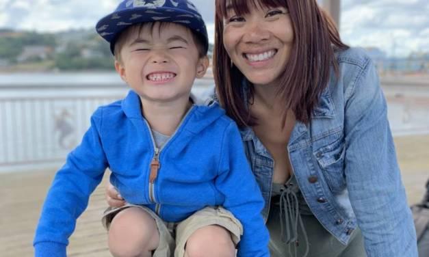 Meet British Mum Bridgett Lau