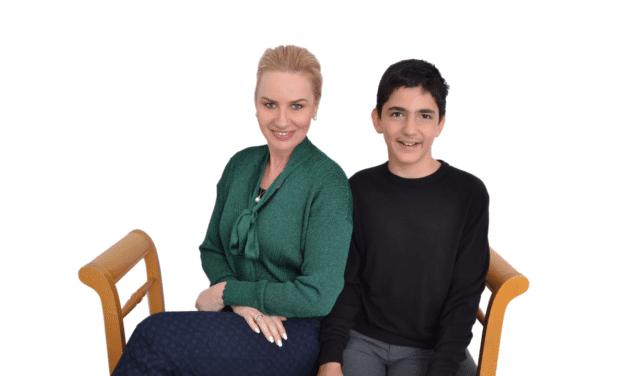Meet British Mum Chelsea Gregory