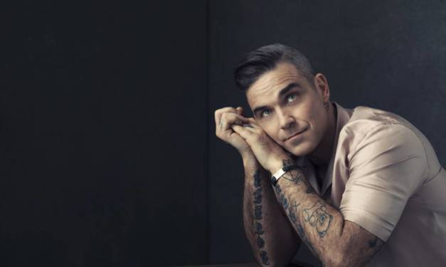 LET ROBBIE WILLIAMS ENTERTAIN YOU WITH A LIVE CONCERT AT THE POINTE
