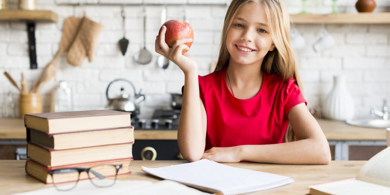 Helping kids cope with the reality of e-learning