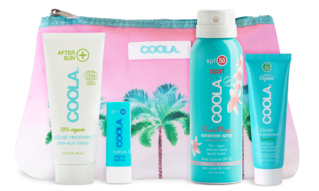 COOLA – 30% off Organic, Award Winning Sun Protection for all the Family