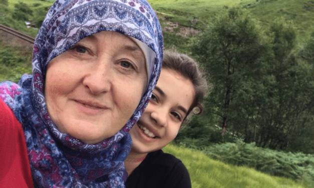 Meet British Mum Alison Watt