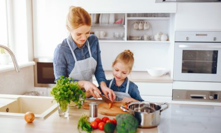 Cooking tips for busy mums