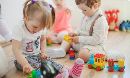 Fun and easy toddler activities to do at home!