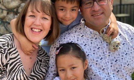 Meet British Mum Andrea Brockbank