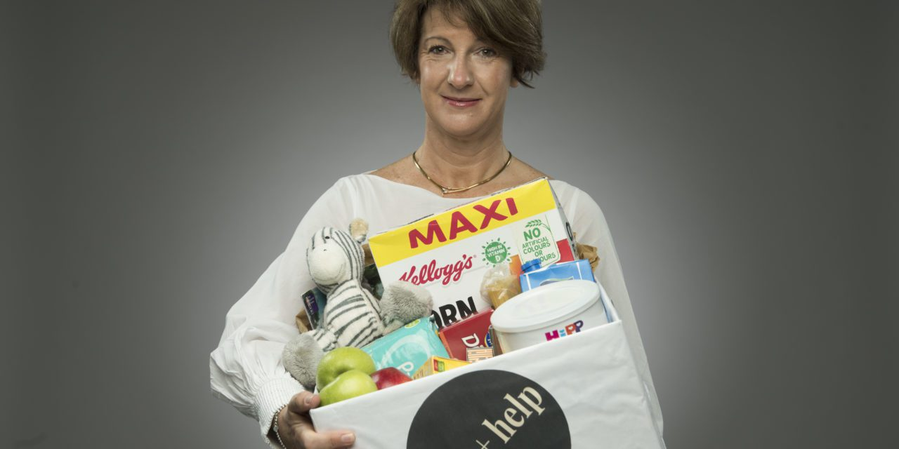 Meet British Mum Heather Harries