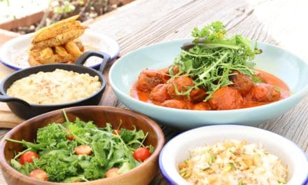 WIN A FAMILY SUPPER FROM CIRCLE CAFE!
