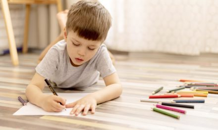 Awesome at-home activities for kids under 12