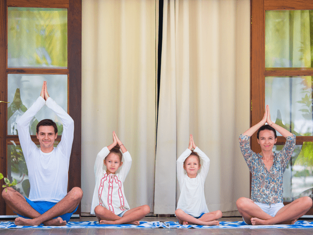7 Rituals for a more Mindful Family