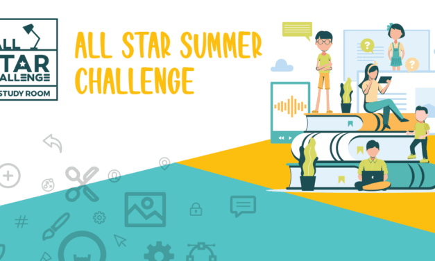 ALL STAR SUMMER CHALLENGE WITH THE STUDY ROOM