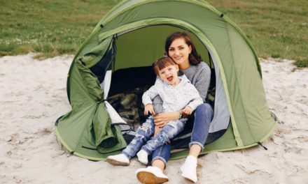Top 5 Tips for Camping with a Toddler