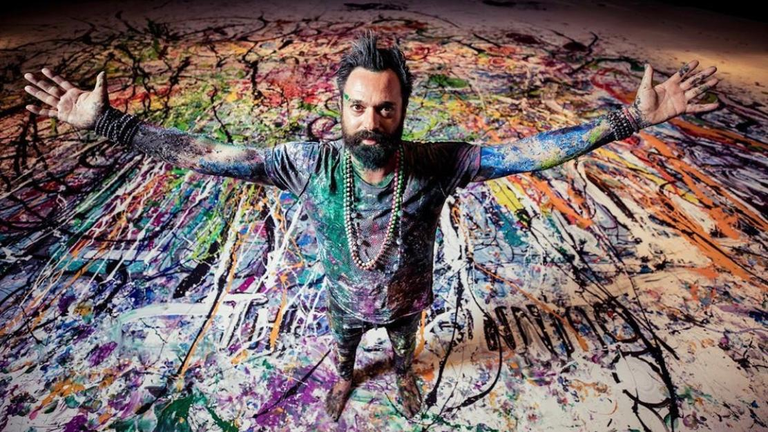 Let's paint the world a different colour #HumanityInspired
