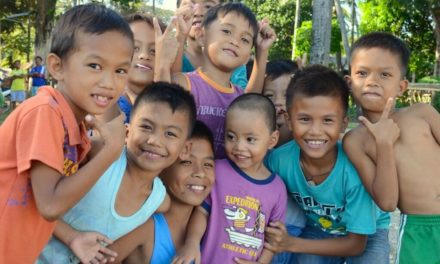 Gulf for Good: Changing the lives of children around the world