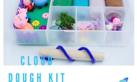 WIN A PLAYDOUGH SENSORY BOX WORTH AED 250!
