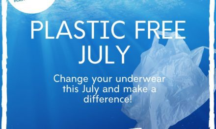 Change your underwear this July and make a difference