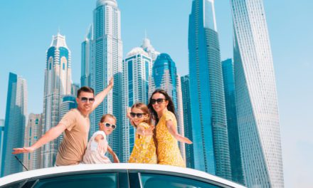 The British Mums top 5 cars for families in Dubai