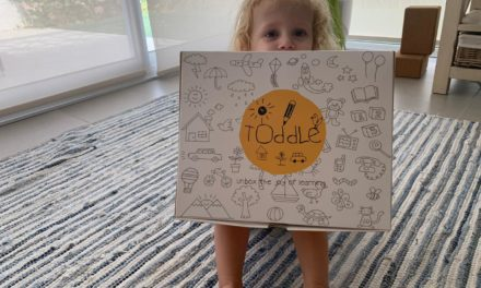 IT'S TODDLE TIME