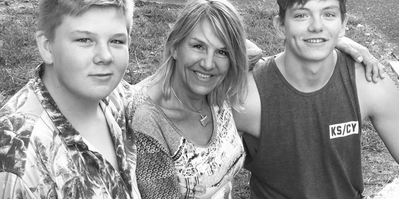 Meet British Mum Charlotte Simpson