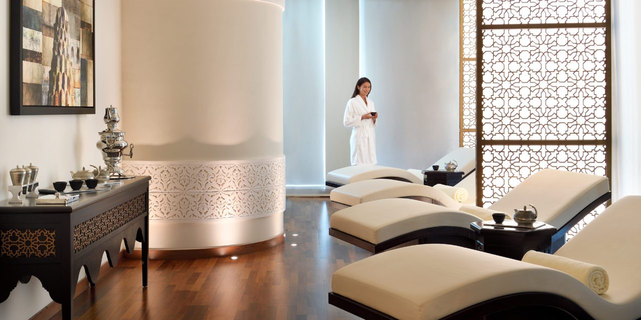 Relax and unwind with Saray Spa