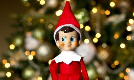24 SUGGESTIONS FOR YOUR MISCHEVIOUS ELF ON THE SHELF!