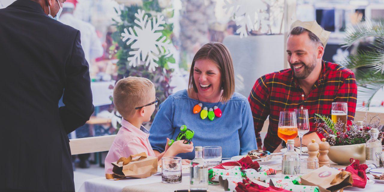 British Mums & Grand Plaza Movenpick Winterland Festive Brunch