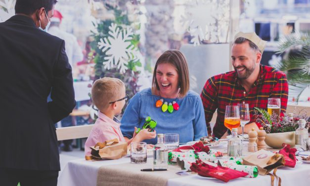British Mums & Grand Plaza Movenpick Winterland Festive Brunch