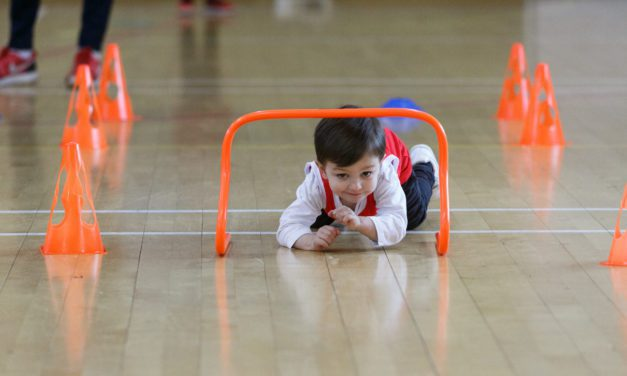 GET YOUR CHILD FIT AND ACTIVE WITH MINI ATHLETICS UAE!