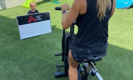 WIN 6 SESSIONS OF THE ASSAULT HOME FITNESS CONCEPT WORTH AED 800