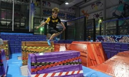 WIN A FREE PLACE AT STREET MANIAX'S HALF TERM CAMP
