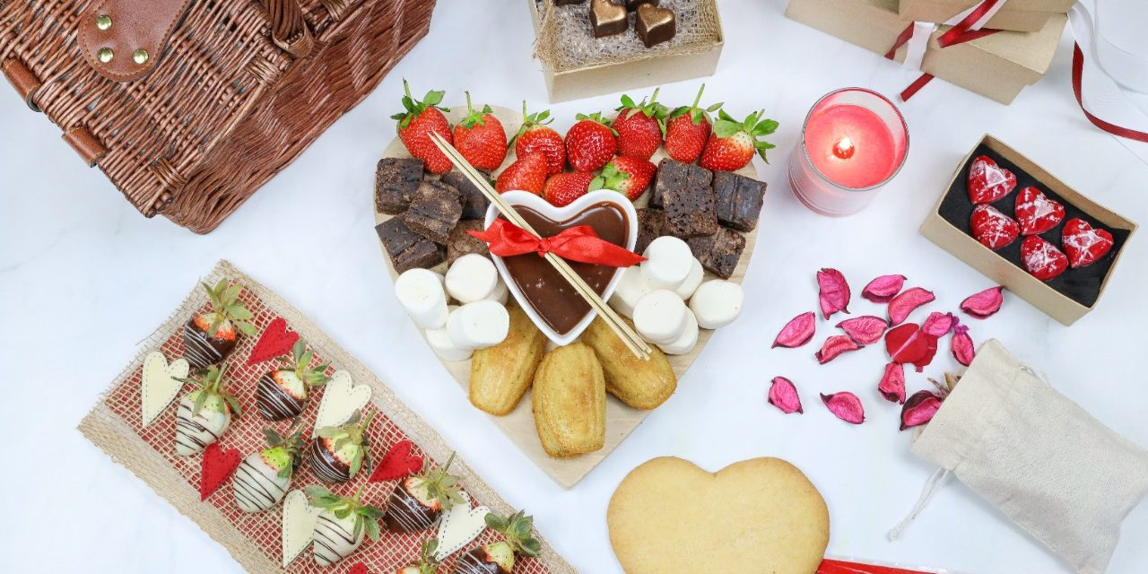 Valentine's Day during a Pandemic? Here's some suggestions…