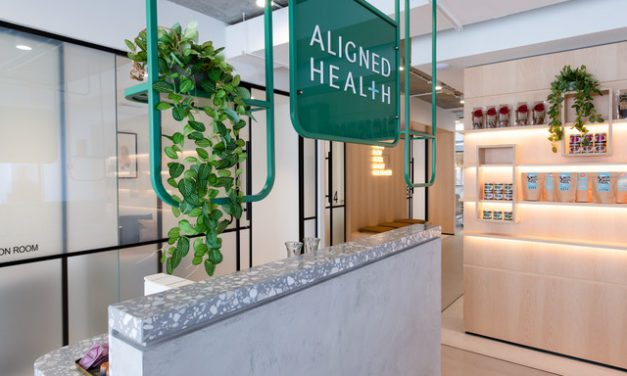 CHANGE THE WAY YOU THINK AND FEEL ABOUT HEALTH & WELLNESS WITH ALIGNED HEALTH