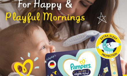 WIN A YEAR'S WORTH OF PAMPERS NIGHTS FOR YOUR CHILD