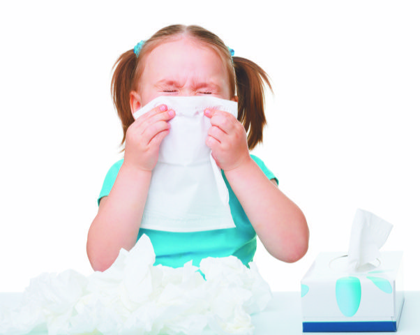 Coughs and Colds in children – when to be worried?