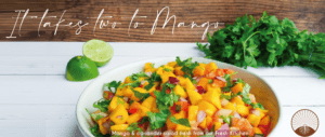 The Harvest Mango Salad