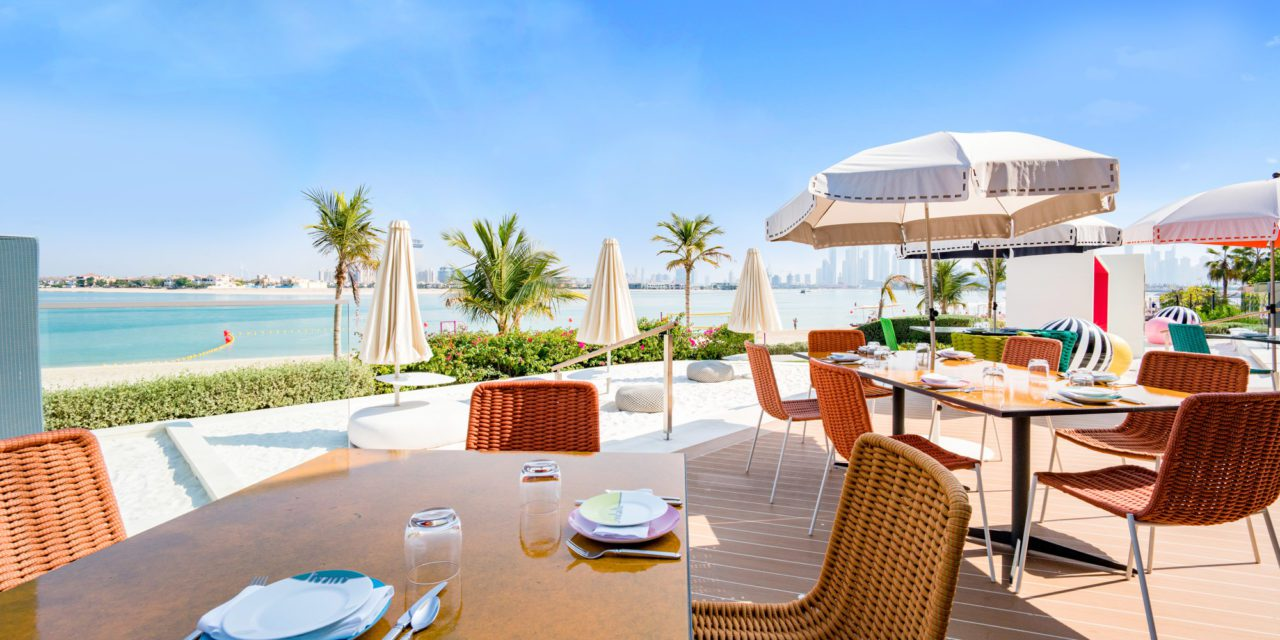 ENJOY A TASTE OF THE ITALIAN RIVIERA AT TORNO SABATO BY TORNO SUBITO, W DUBAI – THE PALM