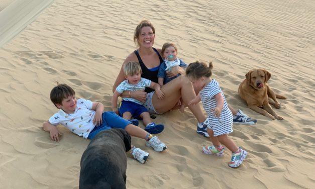 Meet British Mum Amy Parkinson