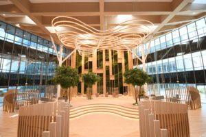 Atrium Fakeeh Hospital